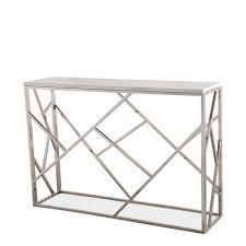 Silver Console Table Tov Furniture Tov Oc3744 Gayle Silver Console Table