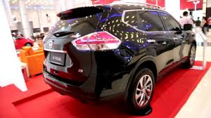 nissan trail 2017 new nissan x trail 2017 exterior and interior youtube