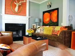 brown and blue home decor orange and blue decor kakteenwelt info
