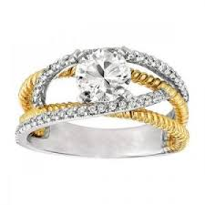 engagement ring ideas twisted band engagement ring ideas lovetoknow