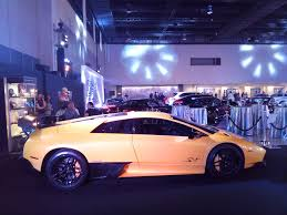 Lamborghini Murcielago Purple - pga cars showcase the