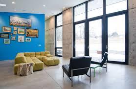 exploring the beauty of concrete walls in interior design