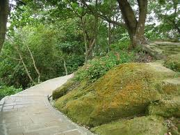 canap駸 3 2 places qixing mountain system pingding ancient canal hiking trail taipei