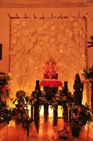Decoration Themes For Ganesh Festival At Home by 15 Best Ganpati Decor Images On Pinterest Hindus Indian