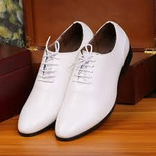 wedding shoes office 2017 new fashion dress shoes for white leather shoes