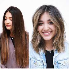 before and after picuters of long to short hair 28 latest short hairstyles for girls short hairstyles 2016