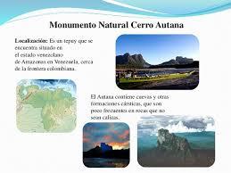 imagenes monumentos naturales de venezuela parques nacionales y monumentos naturales de venezuela