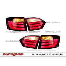 vw led tail lights volkswagen jetta bmw style led tail lights aftermarket