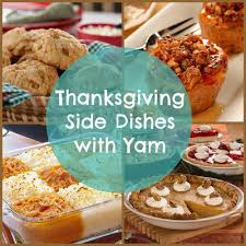 14 thanksgiving side dishes with yam mrfood