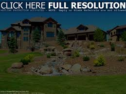 Backyard Hill Landscaping Ideas Patio Fascinating Small Backyard Hill Landscaping Ideas The