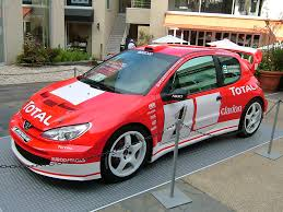 peugeot japan file peugeot 206 wrc side view jpg wikimedia commons