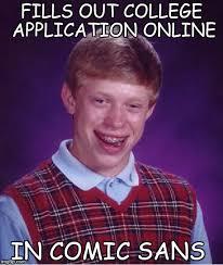 Bad Luck Brian Meme Maker - bad luck brian meme imgflip