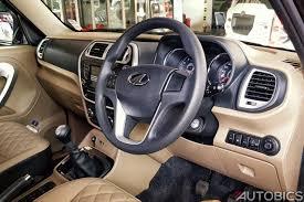 modified gypsy interior 2017 mahindra tuv300 t10 interior autobics