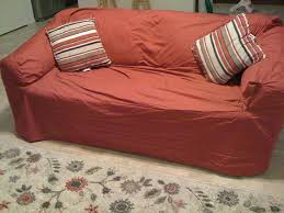 Diy Sofa Cover by Diy Sofa Slipcover Sofa Slipcovers Pinterest Diy And Crafts