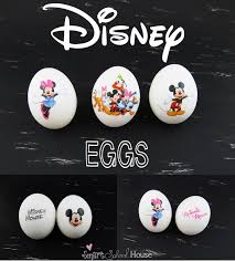 minnie mouse easter egg disney decorated eggs carefridge