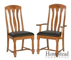 plain vintage dining chairs homestead furniture