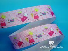 peppa pig ribbon citrus print peppa pig cotton summer dress george at asda