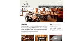 50 amazing restaurant website design examples