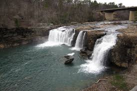 Alabama waterfalls images Photos of little river falls alabama jpg