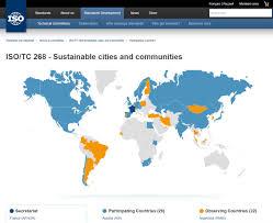 George Washington University Map by Iso 37101 Sustainable Development Of Communities Standards