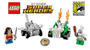 lego dc super heroes 2017 mighty micros sets revealed youtube