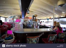 the summit inn cafe interior route 66 cajon pass oak hills san