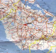 Cuban Map Cuba Mapa Com Camaguey Province Map