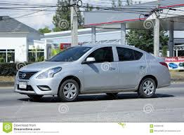 nissan thailand private eco car nissan almera editorial stock image image