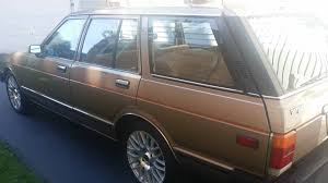 nissan datsun 1983 split personality 1983 datsun maxima wagon