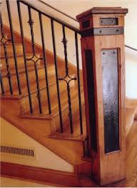 staircase wooden railings handrails for concrete steps ideas