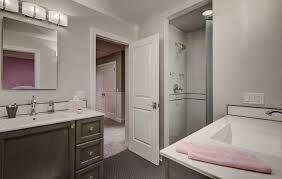 Pink Bathroom Fixtures by Bathroom Portfolio Kitchen Design Partners