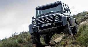 build mercedes mercedes decides to build g500 4x4 prices it from 226 100