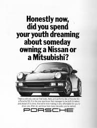 car ads these are the best porsche print ads ever autoevolution