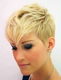 very short pixie hairstyle with saved sides 27 best short haircuts for women hottest short hairstyles page 10