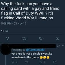 let s blame the boogeyman for call of duty world war 2 s
