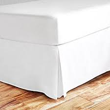 Bed Frame Skirt Greenland Home Quilted Bed Skirt King Home