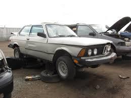 car junkyard netherlands junkyard find 1983 bmw 320i the truth about cars