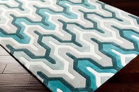 Modern Rugs Affordable by Flooring Wonderful Blue Momeni Rugs With Interesting Pattern For