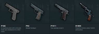 pubg new weapons playerunknown s battlegrounds weapons all pubg weapons and stats