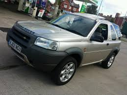 2002 land rover freelander td4 bmw diesel engine good spec model