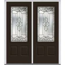 Steel Exterior Doors Home Depot by Exterior Prehung Steel Doors Front Doors The Home Depot