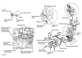 2005 honda accord timing belt or chain solved need to find the marks on a timing chain for a fixya