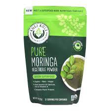 amazon com kuli kuli pure organic moringa vegetable powder pouch