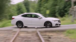2018 Acura Tlx 3 5l A Spec Review Autonation Youtube
