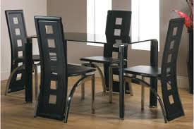 17 glass dining room tables and chairs electrohome info