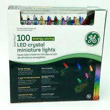 ge constant on christmas lights ge indoor outdoor string light christmas lights ebay