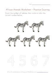 13 best african animals worksheets images on pinterest