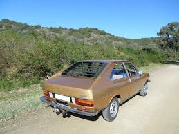 volkswagen passat coupe 1974 volkswagen passat coupe 1600 sold 2015