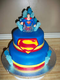 Superman Decoration Ideas by Superman Cakes Ideas 9995 Superman Cakes Decoration Ideas