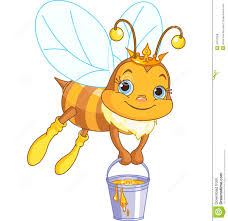 cute queen bee clipart clipartxtras